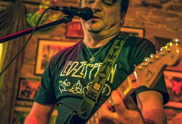Blues River Band koncert 2018 Muzyczny Folwark Mszana Dolna