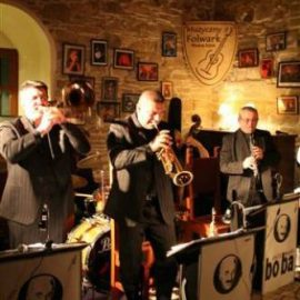 Boba Jazz Band Muzyczny Folwark Mszana Dolna