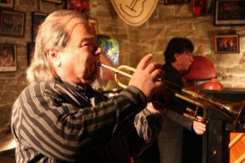 CHRIS BARBER i Jazz Band Ball Orchestra MUZYCZNY FOLWARK STARA WINIARNIA MSZANA DOLNA