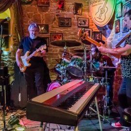 Śląska Grupa Bluesowa i Przyjaciele - Muzyczny Folwark Stara Winiarnia