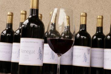 Winnica Kszatelańska Folwark Stara Winiarnia wino wytrawne BOLERO / MARECHAL FOCH