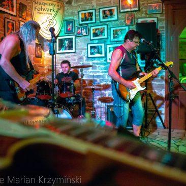 Blues River Band koncert Muzyczny Folwark Mszana Dolna
