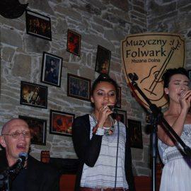 GangStars koncert Muzyczny Folwark Mszana Dolna