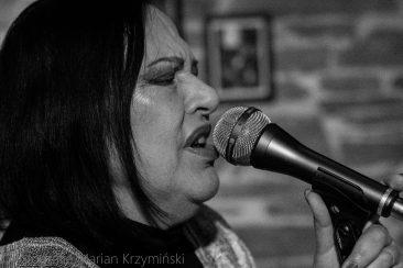 Grażyna Łobaszewska koncert 2017 Muzyczny Folwark Stara Winiarnia Mszana Dolna
