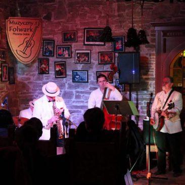 Koncert Noworoczny New Market Jazz Band