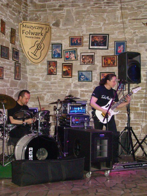 Mr. Pollack koncert Muzyczny Folwark