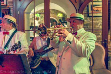 New Market Jazz Band koncert Walentynki Muzyczny Folwark