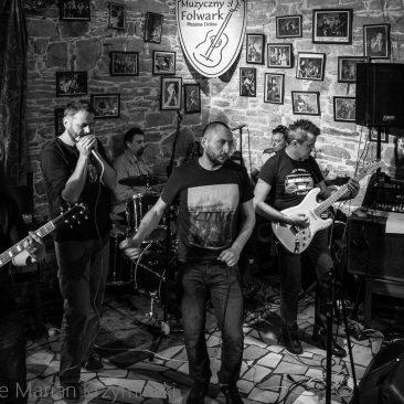 NiPU koncert w Muzycznym Folwarku Mszana Dolna