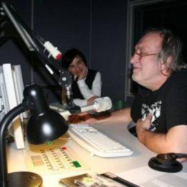 Z wizytą w Radio Kraków Antoni Krupa Folwark Stara Winiarnia