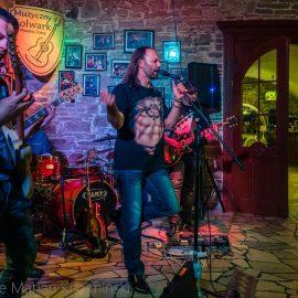 Zespół MY WAY - koncert w Muzycznym Folwarku Stara Winiarnia Mszana Dolna