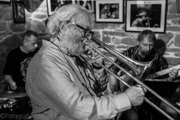 M.G.R Jazz Friends & ALDO IOSUE Muzyczny Folwark 2019 Mszana Dolna