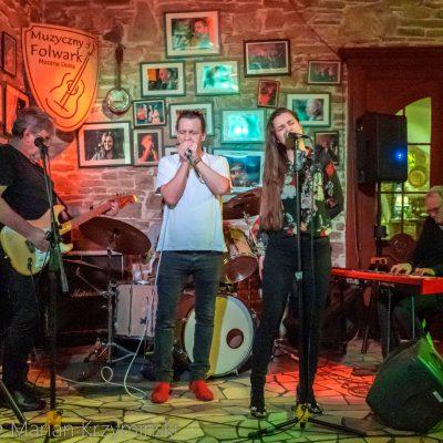 Śląska Grupa Bluesowa Muzyczny Folwark 2020 Mszana Dolna