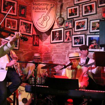 New Market Jazz Band Folwark Stara Winiarnia