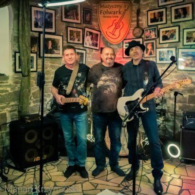 Koncert Black Pin Blues Folwark Stara Winiarnia